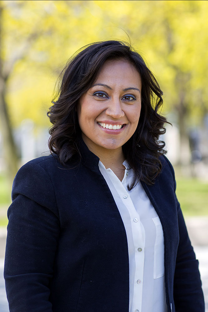 Raquel Castaneda-Lopez - District 6
