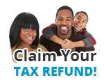 claim your tax refund