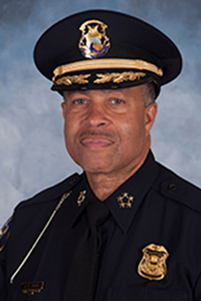 James Craig - Police Chief