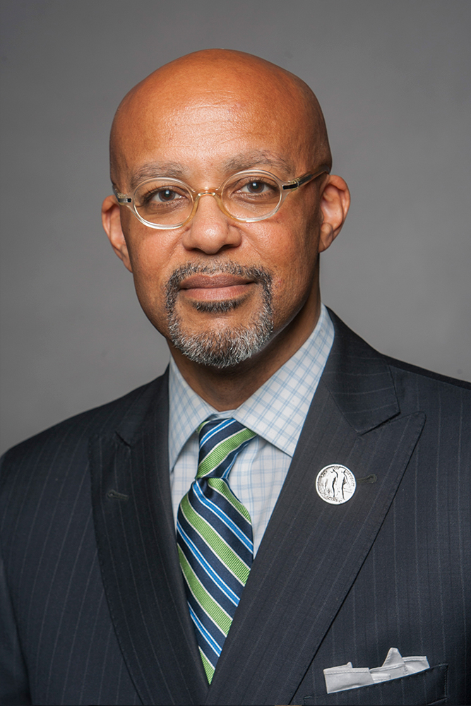 Melvin Hollowell - Corporation Counsel