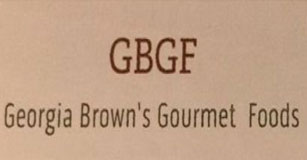 Georgia Browns Gourmet Foods and Creative Designs