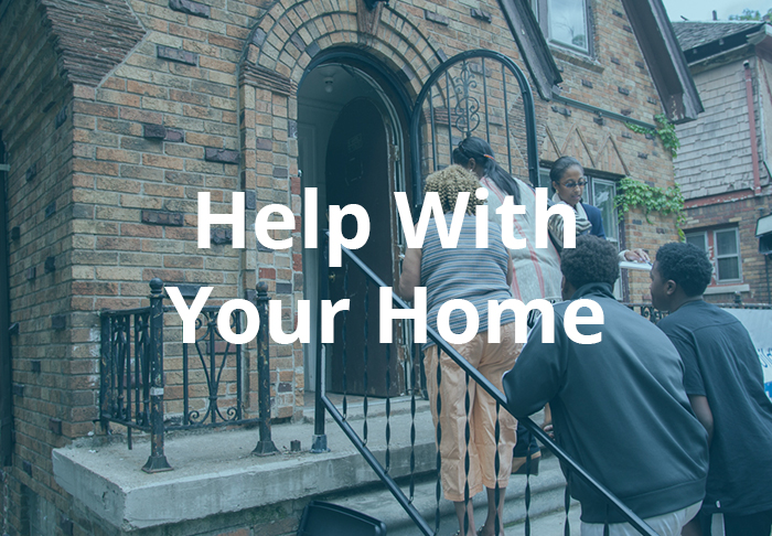 Help With Your Home