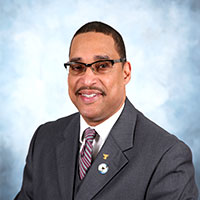 Darryl D. Brown - District 1