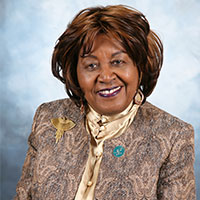 Shirley A. Burch - District 3