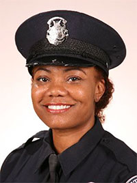 Officer Carrie Thomas