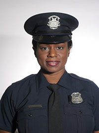 Police Officer Audrey Curtis