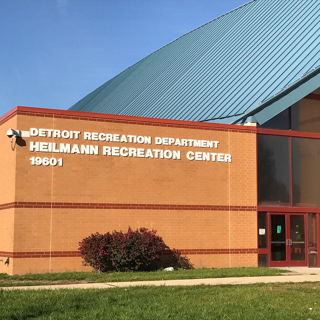 community teen center is