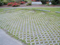 Permeable roof