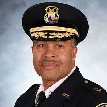 Police Chief James Craig
