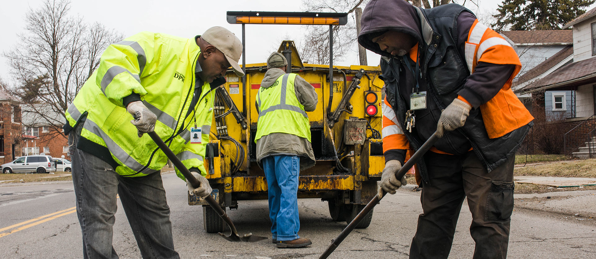 Department of Public Works | City of Detroit