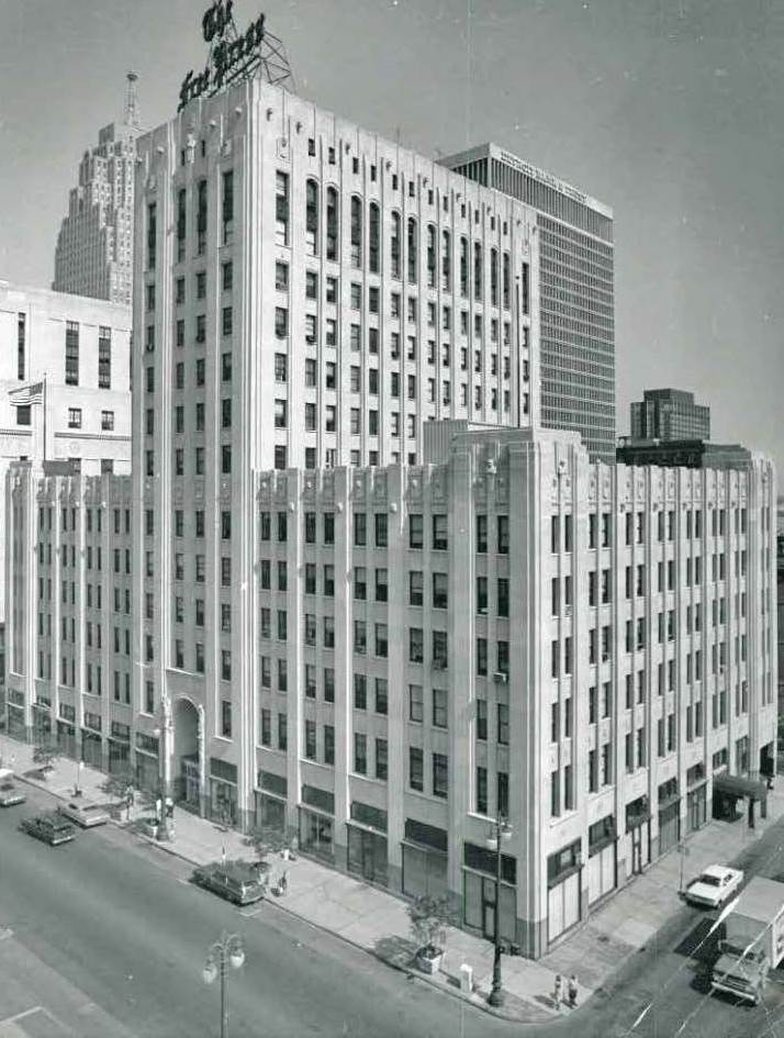Detroit Free Press Building