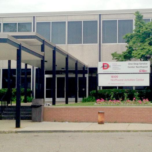 Northwest Activities Center | City of Detroit