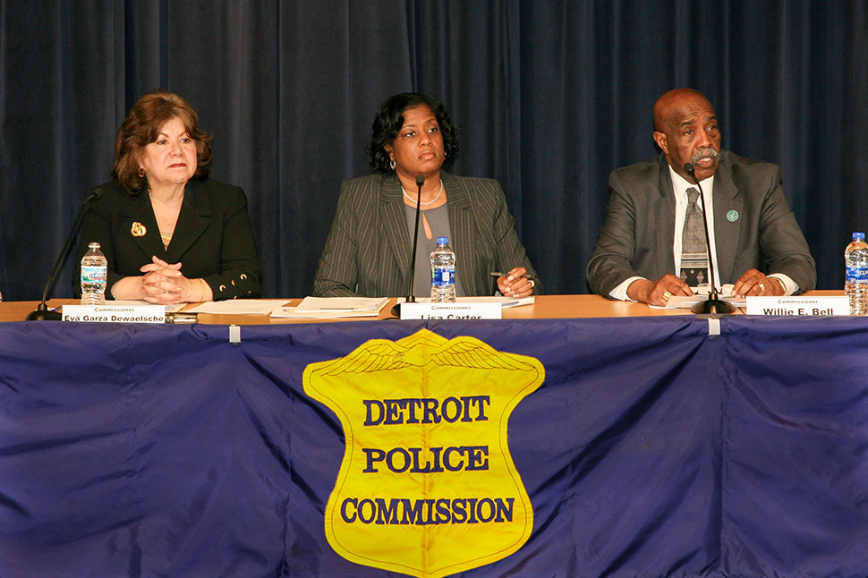 Police Commissioners