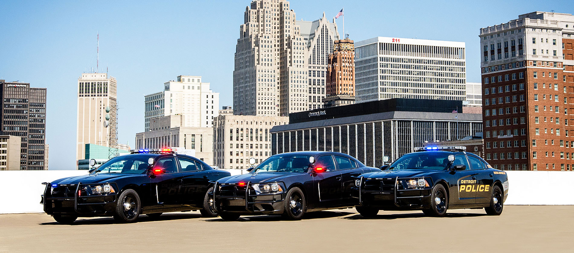 Detroit Police Department Recruiting
