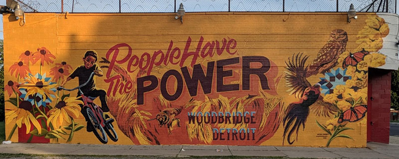 People Have the Power | Jake Dwyer | 3714 Trumbull