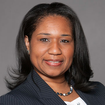 Interim Transportation Director Angelica Jones