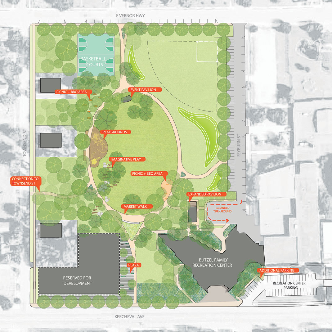 Islandview Greater Villages Planning Strategy | City of Detroit