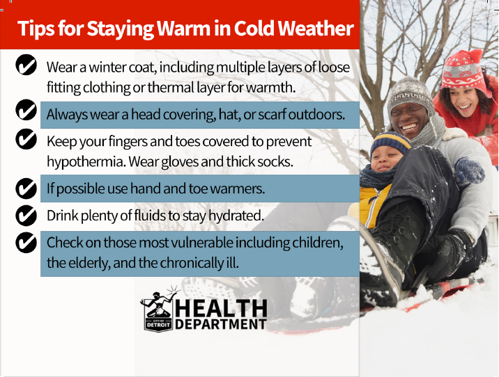 ecdc0993501b Detroit Health Department Winter Safety Tips