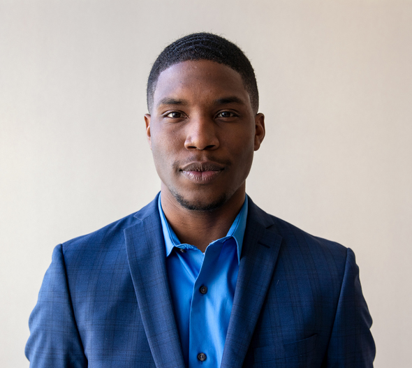 Director of Digital Inclusion, Joshua Edmonds