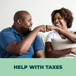 Help with taxes