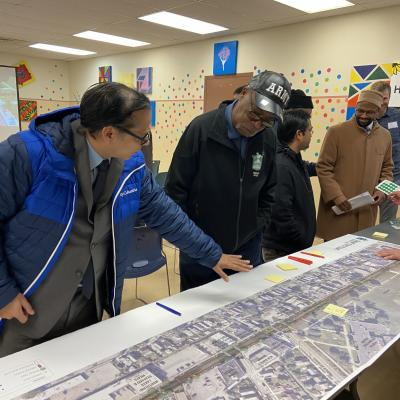 Conant Streetscape Community Meeting #3 Picture 4