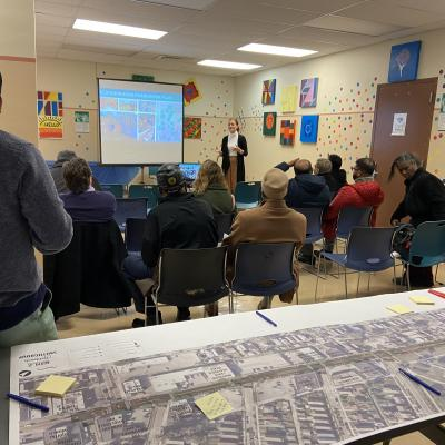 Conant Streetscape Community Meeting #3 Picture 3
