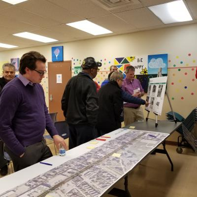 Conant Streetscape Community Meeting #3